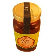 Greek Raw Organic Honey Forest & Flowers 800g glass jar