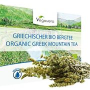 Greek Mountain Tea | 200g Premium Quality | VEGAN & ORGANIC by Vegavero