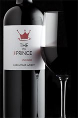 The Little Prince Cretan Red Wine Karavitakis