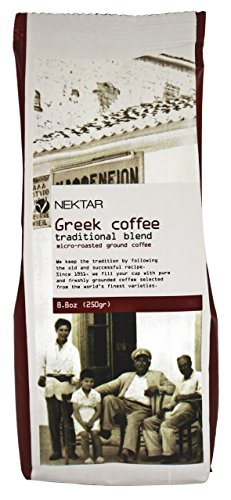 Nektar Greek Coffee Traditional Blend 250gr