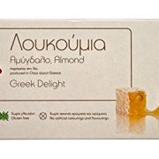 Sarantis, Greek Almond Delights , Net weight 400g, Carton box