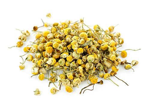 Greek Chamomile/Camomile Loose Dried Flowers Herbal Tea 25g-450g