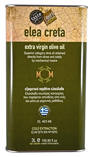 Elea Creta Extra Virgin Greek Olive