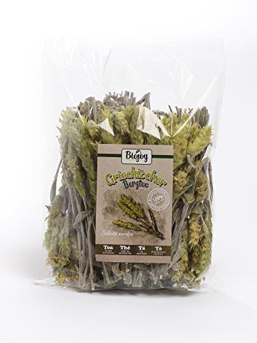 Biojoy Greek Mountain Tea | Ironwort Tea | Gojnik Herbal Tea | Sideritis scardica