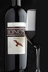 Ionos Greek Red Wine