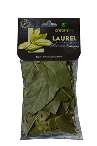 Greek Bay Leaf (Laurel) from Crete 15gr