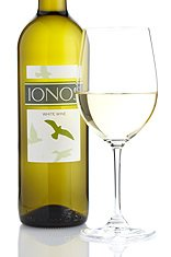 Ionos Greek White Wine