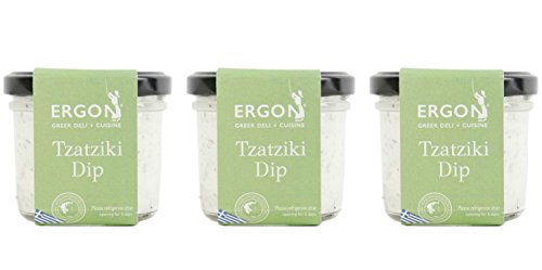 Greek Tzatziki Spread Traditional Appetizer Dip Meze 300g