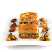 1 KG Baklawa Baklava Walnut Home Made Recipe Freshly Baked and Shipped UK