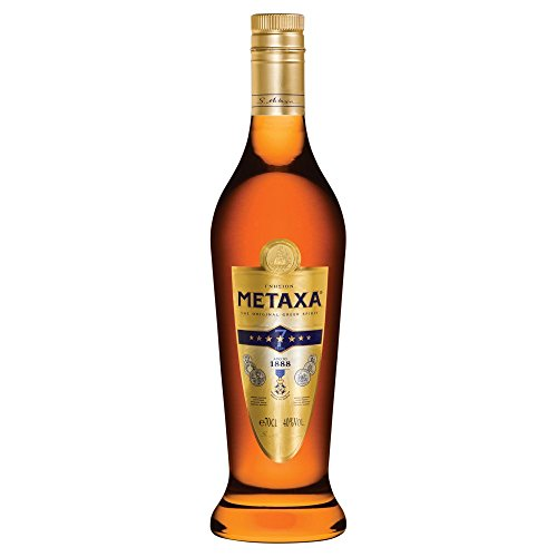 Metaxa 7 Star Brandy (Case of 6 x 70cl Bottles)