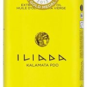 Iliada PDO Kalamata Extra Virgin Olive Oil Tin 500 ml (Pack of 3)
