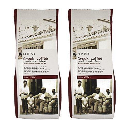 Nektar Greek Coffee Traditional Blend 500gr
