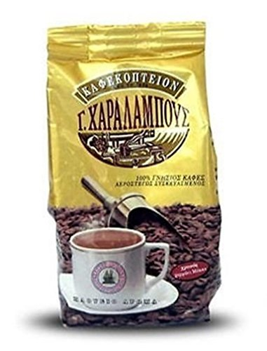 Charalambous Cyprus Greek Coffee Golden Mocca 200g