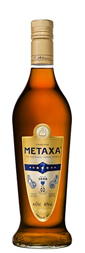 Metaxa The Original Greek Spirit 7 Stars, 70 cl