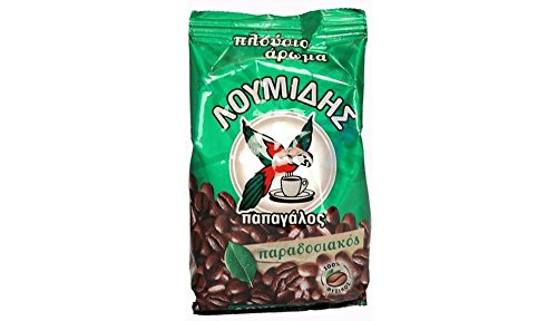 Loumidis Traditional Greek Coffee 96g (Pack of 2)