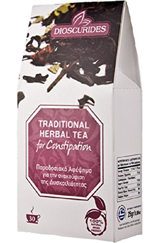 Constipation Relief and Improve Digestion Natural Herbal Tea