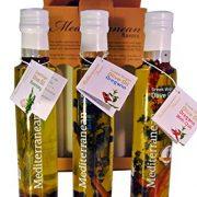 Mediterranean Flavour's Greek Extra Virgin Olive Oil 250 ml (Pack of 3)