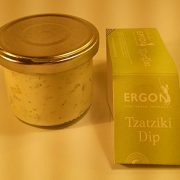 Greek Tzatziki Spread Traditional Appetizer Dip Meze 300g