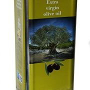 The Raw Greek Extra Virgin Olive Oil from Koroneiki Olives (Agourelaio) - 5litre