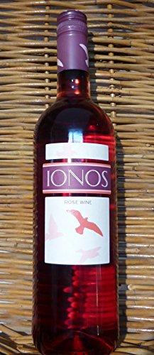 Ionos Greek Rose Wine