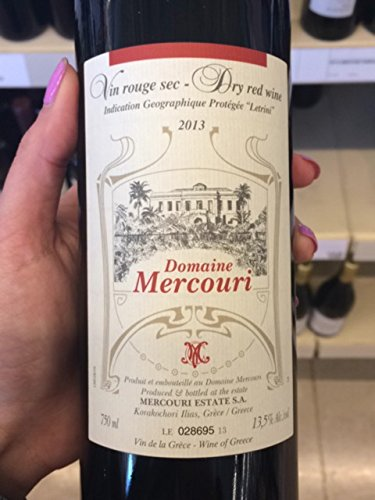 Domaine Mercouri 2013 Greek Red wine