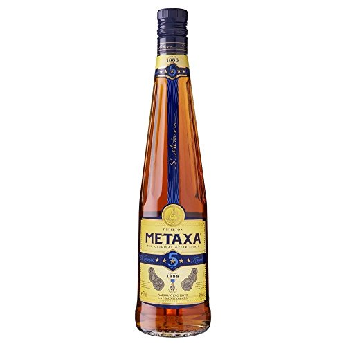 Metaxa 5 Star Brandy 70cl Bottle