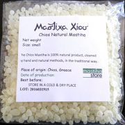 Chios Mastiha Tears Gum Greek 100% Natural Mastic Packs From Mastic Growers (100gr Small Tears)
