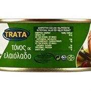 Trata Greek Tuna in Olive Oil Net Weight 480g