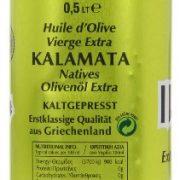 Iliada PDO Kalamata Extra Virgin Olive Oil Tin 500 ml (Pack of 3)