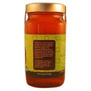 Greek Raw Organic Honey Forest & Flowers 800g glass jar