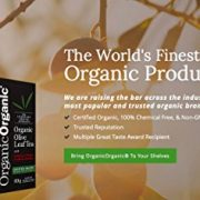 Organic (BIO) Extra Virgin Olive Oil - Great Taste Int Award Winner- Cold Pressed - Double Organic Certification - Best EVOO - To YOUR Health- 100% Chemical Free & Non-GMO- Hand-Picked, Hand-Selected