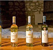 Half Bottle of Samos Grand Cru dessert sweet white wine 2014 (Greek sweet wine)