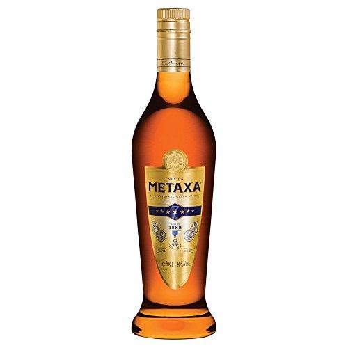 Metaxa 7 Star Brandy (Case of 6 x 70cl Bottles)