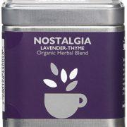 Organic Islands Nolstagia Greek Organic Herbal Tea Cube- Natural Remedy- Lavender-Thyme 28.35 g